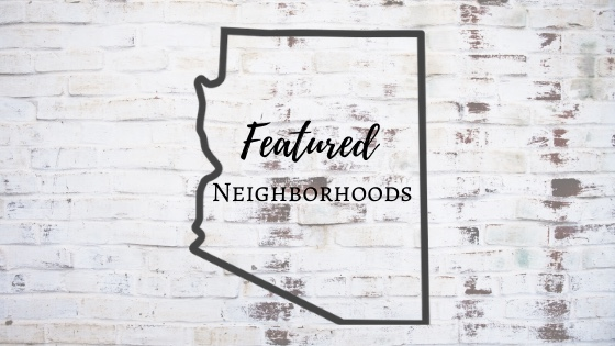 Featured Neighborhoods