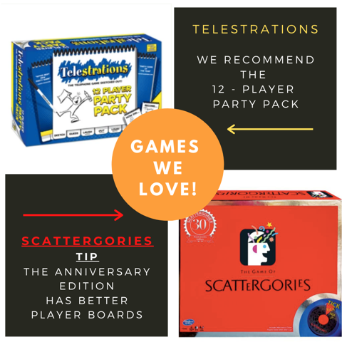 Family Games We Love!