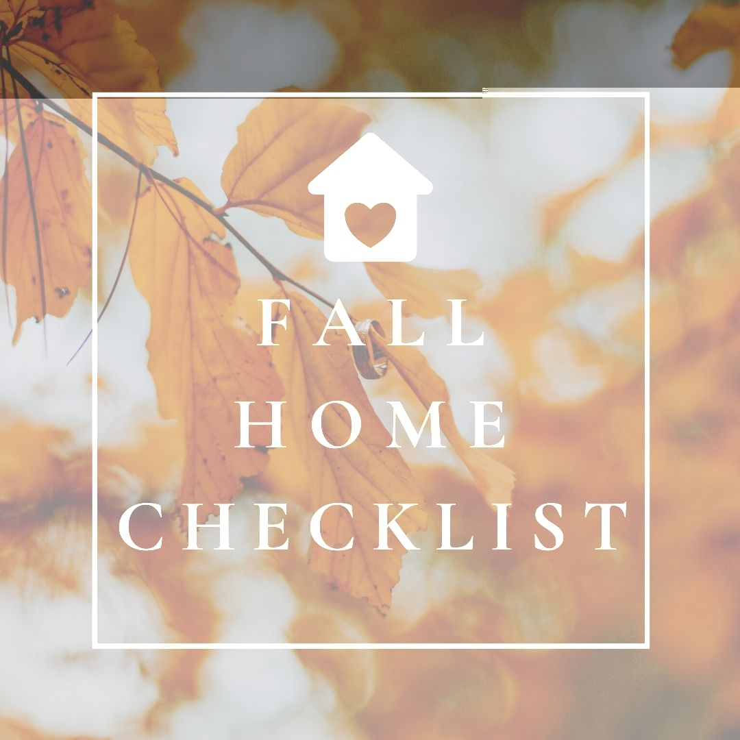 Prepare Your Home for Fall 🍁